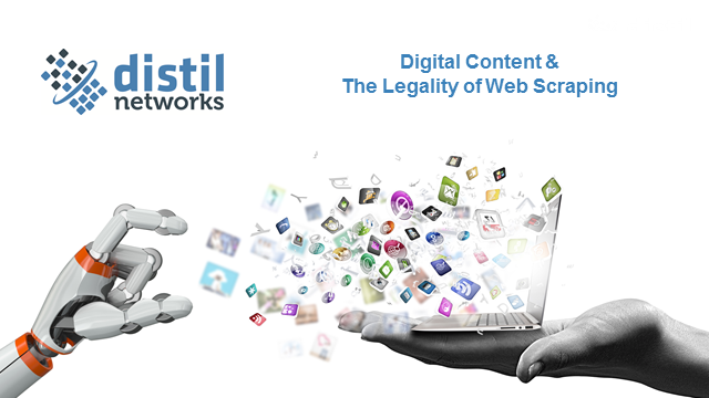 Digital Content & The Legality of Web Scraping