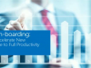 How to Accelerate Sales Productivity With Effective Onboarding