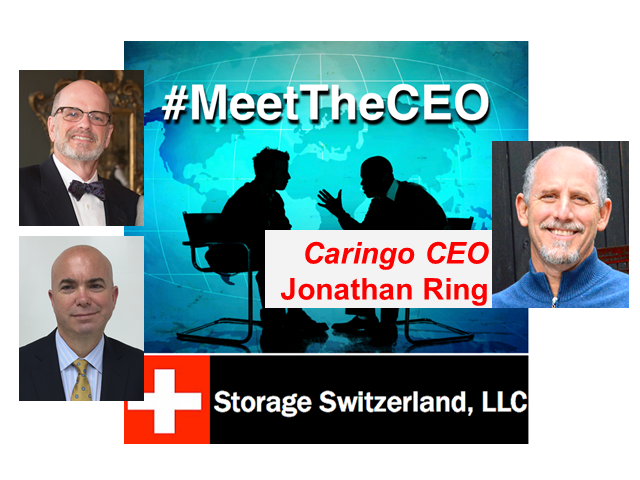 MeetTheCEO: Caringo's Jonathan Ring