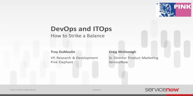 Striking a Balance Between DevOps and ITOps