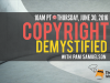 Copyright Demystified