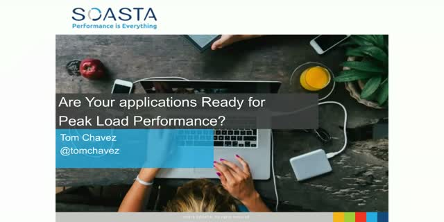 Are Your Applications Ready for Peak Load Performance?