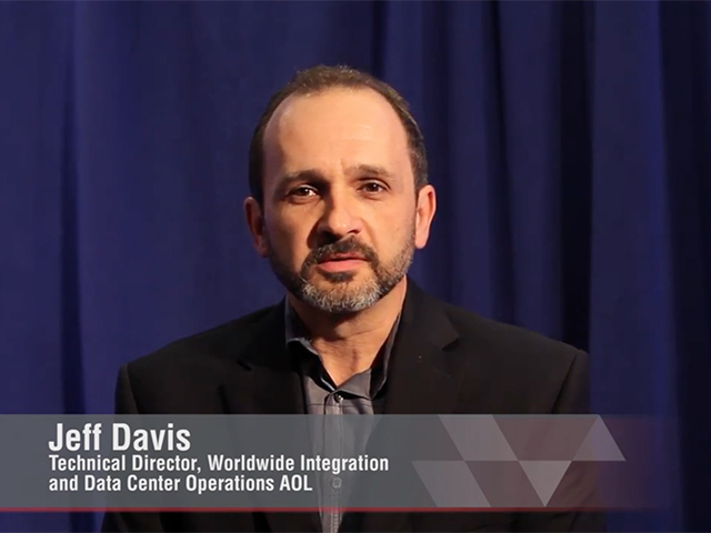 AOL discusses IT Efficiency and Server Decommissioning