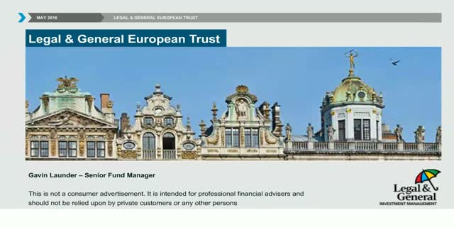 European Trust Q1 2016 fund update