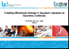 Creating efficiencies through a 'top-down' approach to business continuity