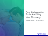 Poor Collaboration Tools Are Killing Your Company