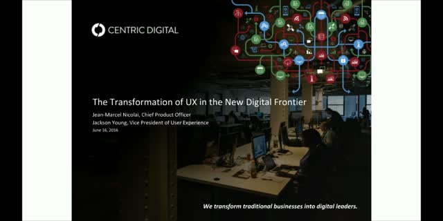 The Transformation of UX in the New Digital Frontier