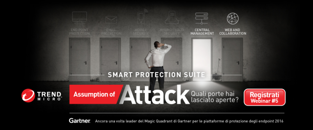 Assumption of Attack Webinars series #5: Central Management (Italian)