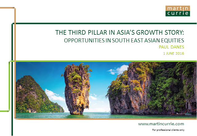 The third pillar of Asia's growth story