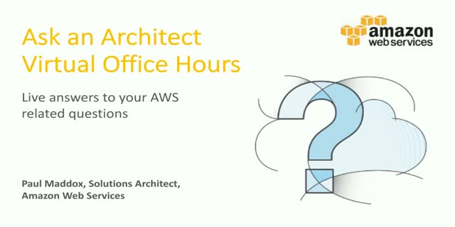 Ask an Architect - Virtual Office Hours
