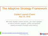 The Adaptive Strategy Framework