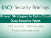 Briefings Part 1: Proven Strategies to Calm Cloud Security Fears