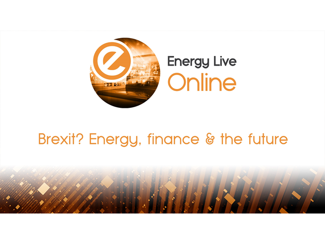 Brexit? Energy, finance and the future