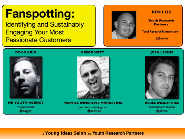 Fanspotting: Identifying Your Most Passionate Customers