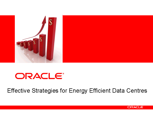 Effective Strategies for Energy Efficient Data Centres