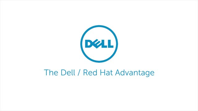 Dell's Platform-as-a-Service with Openshift: The Dell / Red Hat Advantage