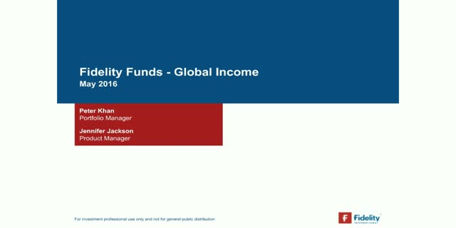 FF Global Income Fund: 3yr Anniversary