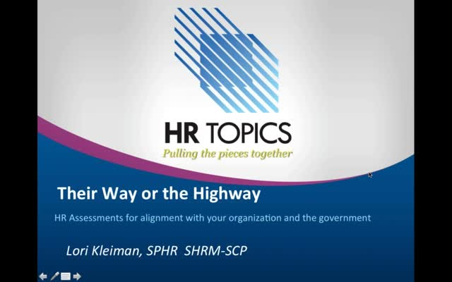 HR Assessments For Success