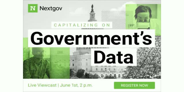 Capitalizing on Government's Data