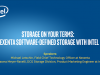 Storage on Your Terms: Nexenta Software-Defined Storage with Intel