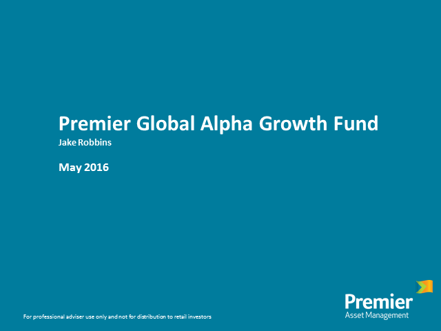 Premier Global Alpha Growth Fund with Jake Robbins
