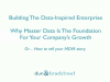 Master Data: Uncovering Opportunities for Growth