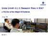 Global Growth & U.S. Recession Risks in 2016? - A Review of the Weight Of Eviden
