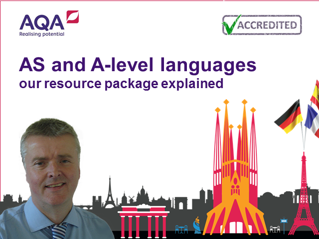 AS and A-level languages: our resource package explained