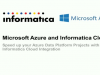 Speed up your Azure Data Platform Projects with Informatica Cloud Integration