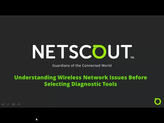 Understanding Wireless Network Issues Before Selecting Diagnostic Tools
