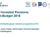 Self-Invested Pensions: post-Budget 2016