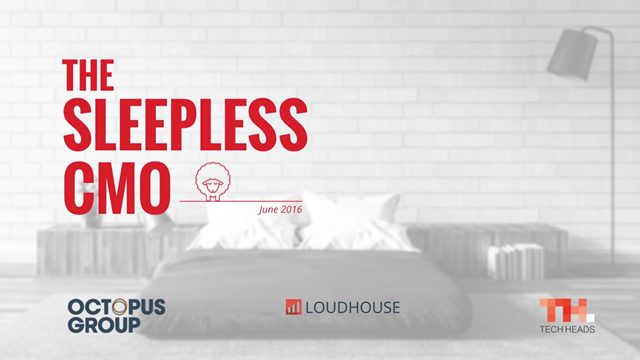 How do you solve the problems of a sleepless CMO?