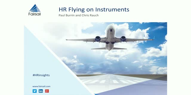 Is your HR team ready for take off?