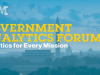 IBM Government Analytics Forum Keynote: Analytics Today to a Cognitive Tomorrow