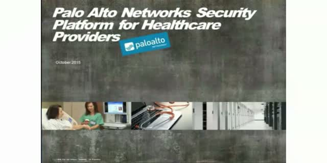 Visibility and Control for your Healthcare organisation