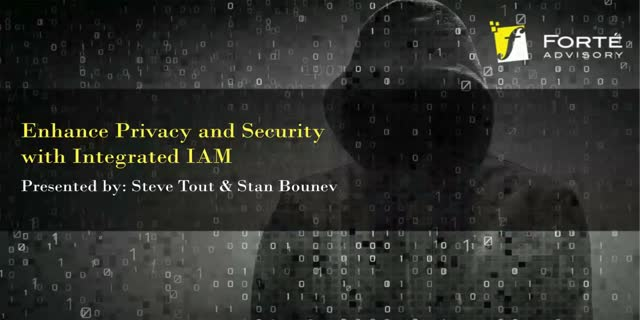 Enhance Privacy and Security with Integrated IAM