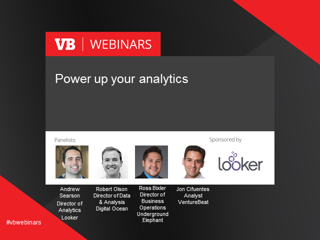 Power up your analytics