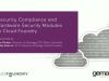 Security, Compliance and Hardware Security Modules in Cloud Foundry