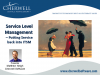 Service Level Management – Putting SERVICE back into ITSM