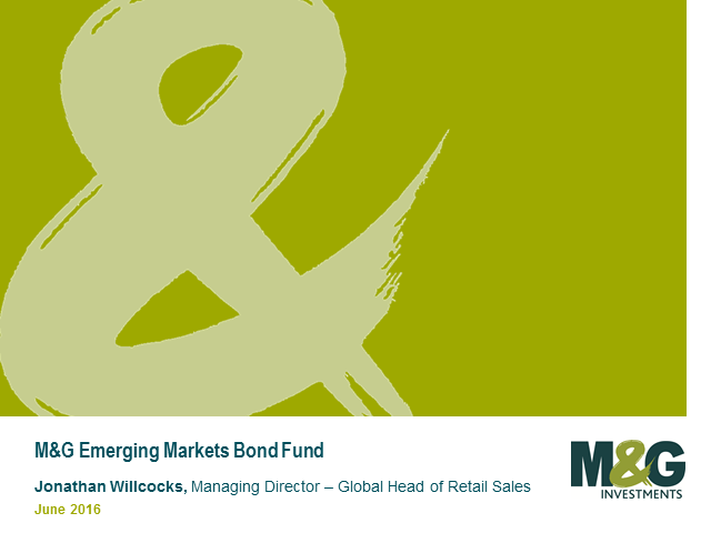 Where are the best ideas in Emerging Market debt?M&G webcast with Claudia Calich