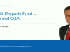 F&C UK Property Fund - update and Q&A