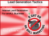 Internet Lead Generation Tactics for smALL Businesses