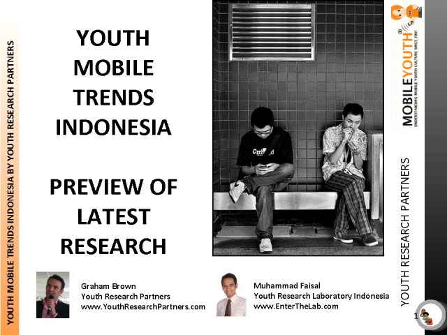 Youth Mobile Trends Indonesia