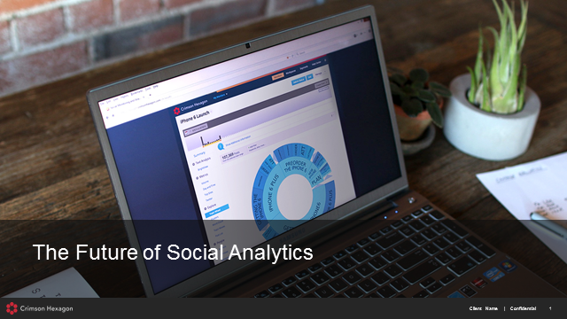 The Future of Social Analytics