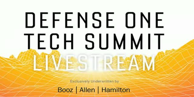Defense One Tech Summit 2016 Livestream