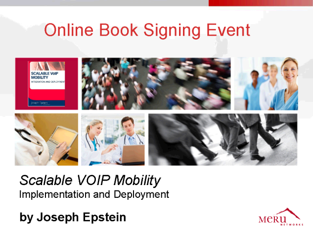 Meet The Author:  Scalable VOIP Mobility