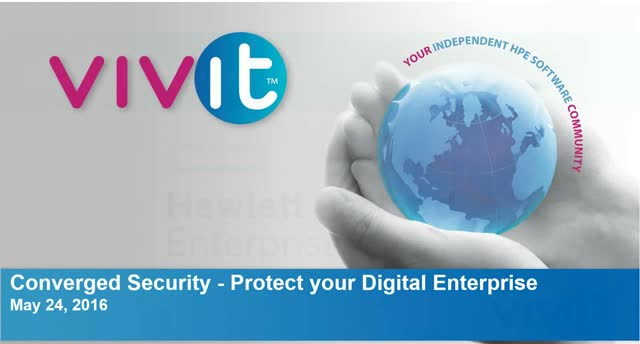 Converged Security - Protect your Digital Enterprise