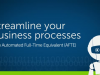 Streamline your business processes: Automated Full-Time Equivalent (AFTE)