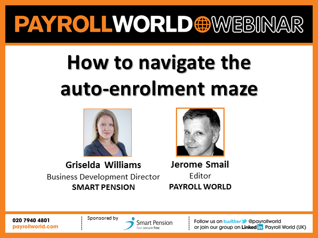 How to navigate the auto-enrolment maze