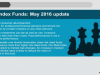 Multi-Index Funds: May 2016 update
